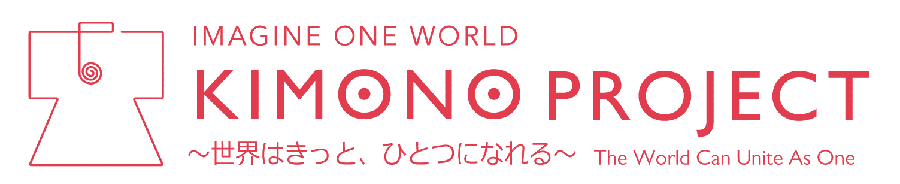 IMAGINE ONE WORLD KIMONO PROJECT